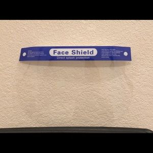 10 Face Shields 10 ct.